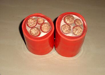 硅橡胶绝缘控制电缆